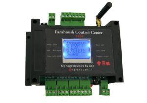مرکز کنترل پیامکی مدل F400