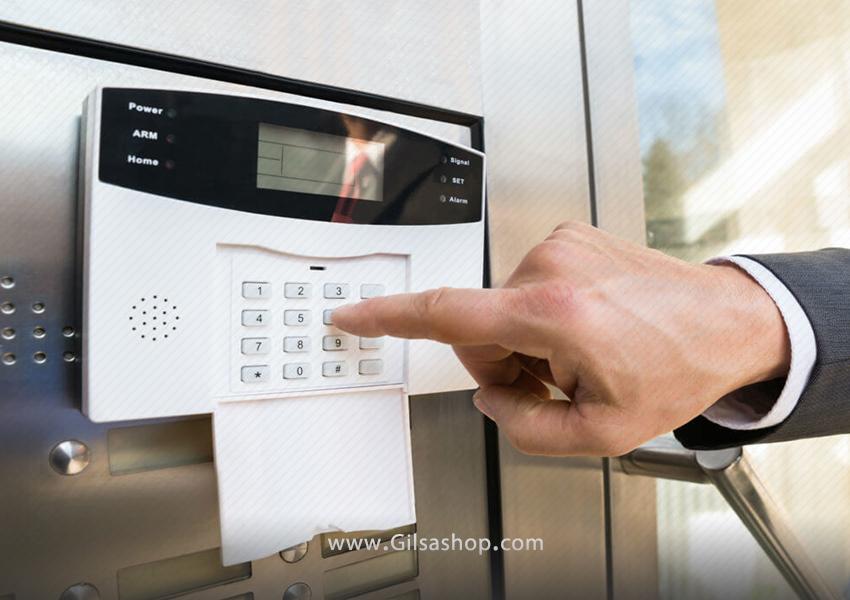 انواع سنسورهای دزدگیر منزل